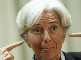 Christine Lagarde FMI Romania
