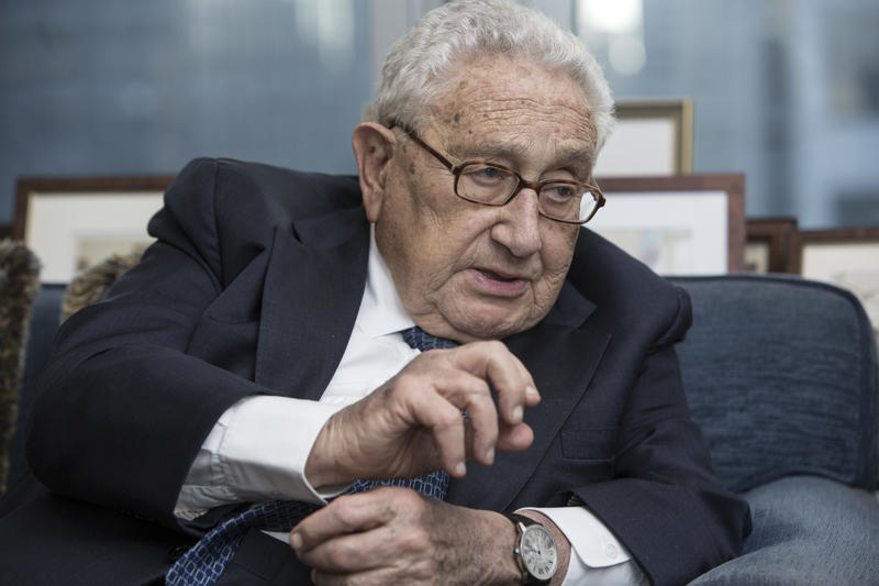 Henry Kissinger razboi