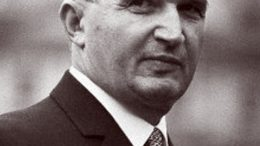 Nicolae Ceausescu 1918-2018